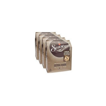 Senseo Coffee Pods - Mocca Gourmet - 4 X 36-count - Fresh and Flavorful Douwe Egberts Coffee Pods