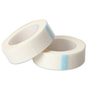 Mingyan White Paper Fabric Medical Tape Eyelash Tapes for Individual False Eyelash Extension