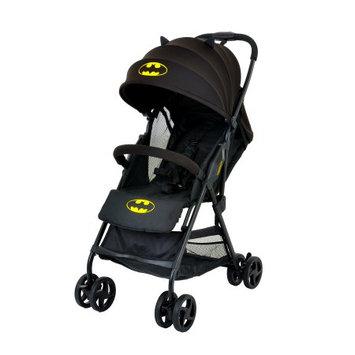 KidsEmbrace DC Comics Batman Lightweight Compact Stroller, Canopy Black