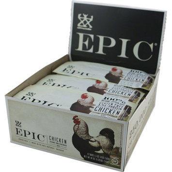 Epic Bar Bars Chicken Sesame Bbq, 12 Pack