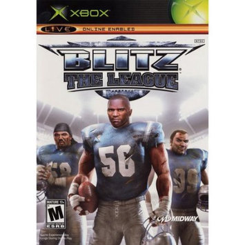 Midway Blitz: The League - Sports Game - Xbox