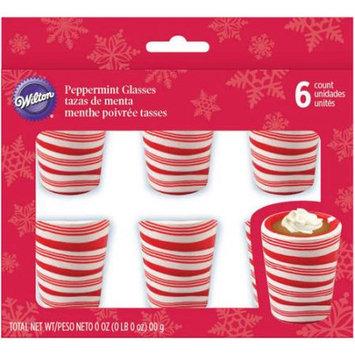 Wilton Peppermint Candy Cups 6/Pkg