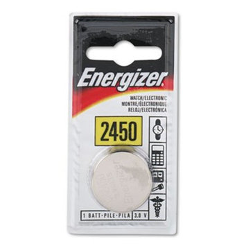 Energizer Watch/Electronic/Specialty Battery, 2450