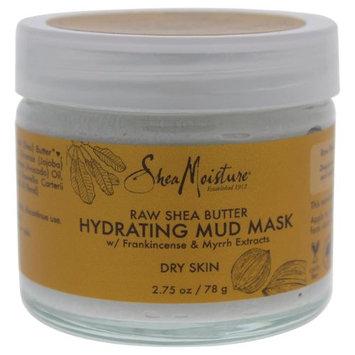 Shea Moisture U-SC-4834 Raw Shea Butter Hydrating Mud Mask for Unisex - 2.75 oz