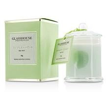 Glasshouse Triple Scented Candle Santorini (Blue Jasmine & Hedera) 350G