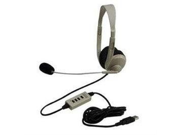 Ergoguys 3064AV-USB Lightweight Multimedia Headset