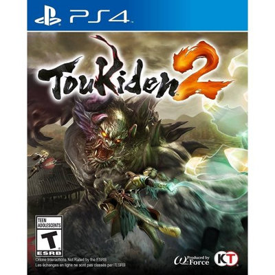 Koei Tecmo America Corpo Toukiden 2 Playstation 4 [PS4]