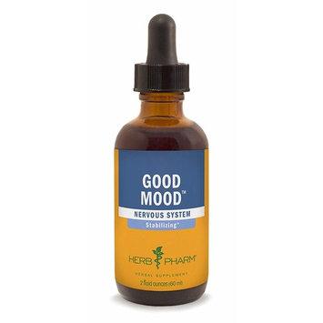 Herb Pharm Good Mood Herbal Formula with St. John's Wort for Healthy Emotional Balance - 2 Ounce