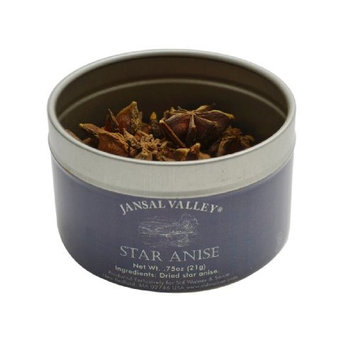Jansal Valley Star Anise, .75 Ounce