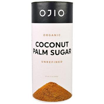 Ojio Organic Coconut Palm Sugar Unrefined -- 12 oz