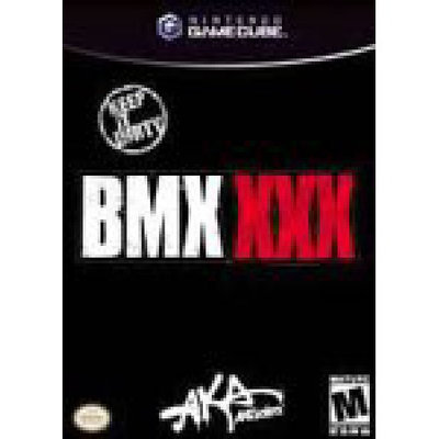 BMX XXX - [GameCube] - Used