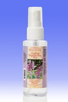 Healing Hydration Mist - Lavender - By Resting in the River