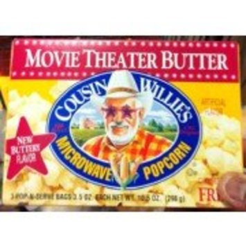 Cousin Willie's Movie Theater Butter