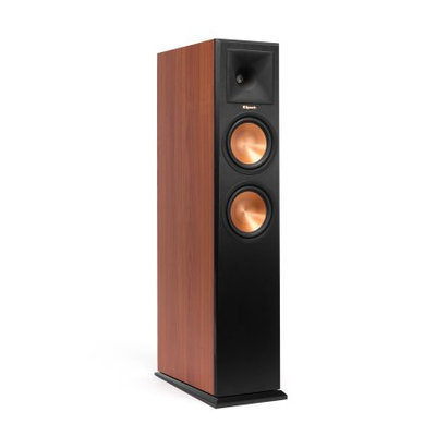 Klipsch RP-260F Reference Premiere Floorstanding Speaker with Dual 6.5 inch Cerametallic Cone Woofers - Each (Cherry)