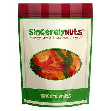 Sincerely Nuts Gummy Worms, 3 lb