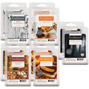 Rimports Usa Llc ScentSationals 10pk Wax Assortment, Fall Spice