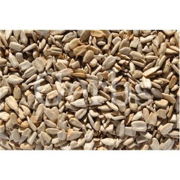 GERBS Unsalted Sunflower Seed Kernels by 2 LBS - Top 12 Food Allergy Free & NON GMO - Vegan & Kosher - Dry Roasted Hulled Seeds Grown in USA [Unsalted]