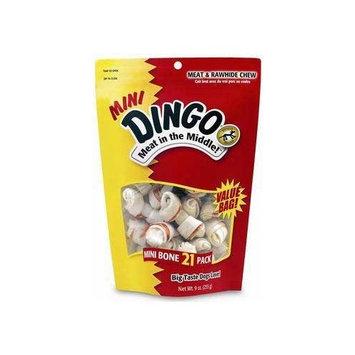 Dingo Mini Bone 2.5 21pc Value Pack