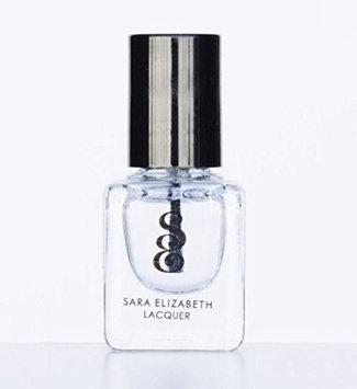 Sara Elizabeth Nail Laquer Polish Top Coat Quick Dry Non Toxic Mini Bottle
