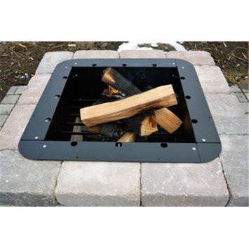 Firebuggz FB03-0021-24 24 in. Plug N Play Wood Grate