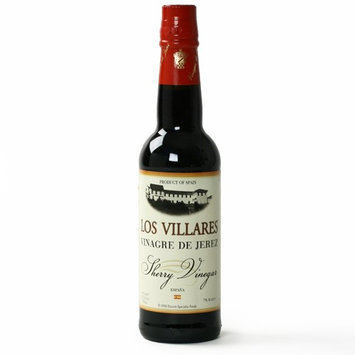 Los Villares 25006 6-12.7 fl oz. Spanish Sherry Vinegar