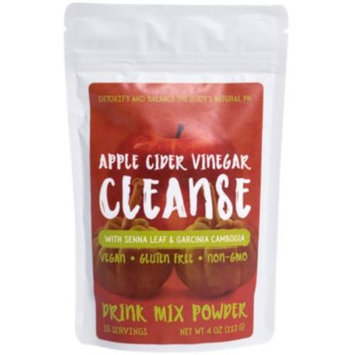 Apple Cider Vinegar Cleanse (4 Ounces Powder) by 360 Nutrition at the Vitamin Shoppe