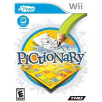 Nintendo THQ 30376 Pictionary - uDraw Video Games