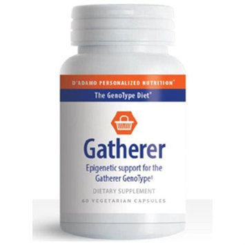 D'adamo Personalized Nutrition Gatherer 60 vegcaps