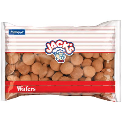 Supplier Generic Murray Cookies Jack's Wafers, 12 Oz