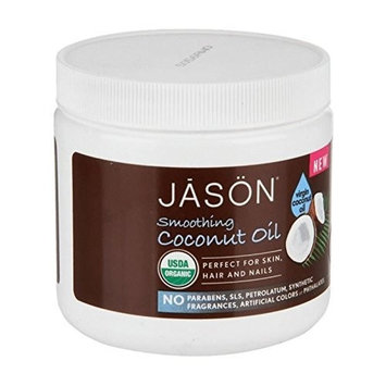 Jason Smoothing Coconut Oil Skin, Hair & Nails 443ml