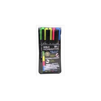 G T Luscombe 12724X Highlighter Zebrite Carded