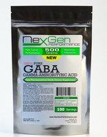 GABA (Gamma-Aminobutyric Acid) Powder 500g