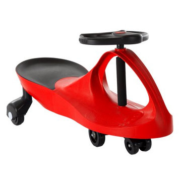 Trademark Global Llc Ride On Car, No Batteries, Gears or Pedals, Uses Twist, Turn, Wiggle Movement to Steer Zigzag Car by Lil' Rider