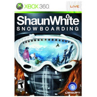 Scholastic Shaun White Snowboarding (Xbox 360) - Pre-Owned