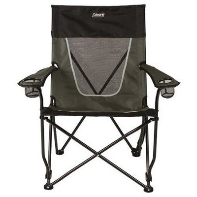 Coleman Ultimate Comfort Sling Chair, Gray