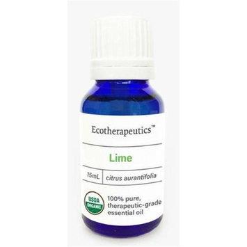 Ecotherapeutics 684991 15 ml Lime Oil Organic - Case of 48