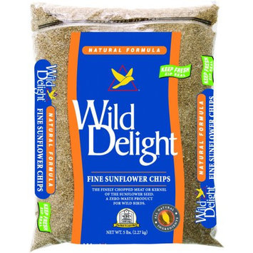 Wild Delight Fine Sunflower Chips - 5 lb.