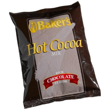 Bakers Hot Cocoa, 2 lb. Bag (Pack of 12)