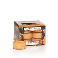 Yankee Candle Yankee Classic® Housewarmer® Farmer's Market Tea Light Candles (Box of 12)