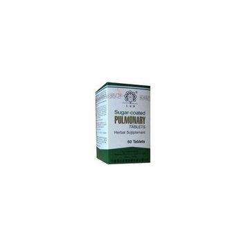 Pulmonary - 60 tablets,(Solstice)