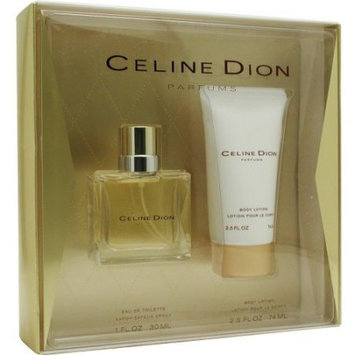 Celine Dion by Celine Dion Parfums, 2 Piece Gift Set for Women