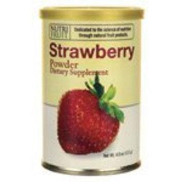 Nutri-Fruit Powder Strawberry - 5 oz