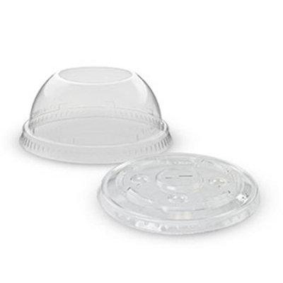 Dcc Concepts DCC Y16S 16-18 oz Lids for Plastic Cups Trans