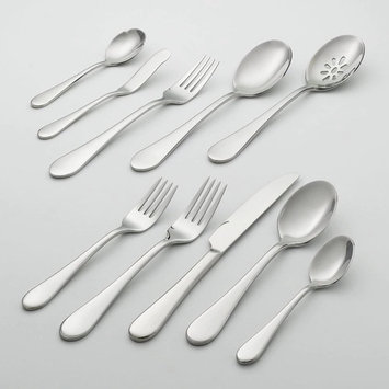 Oneida Icarus 45-pc. Flatware Set
