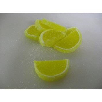 Cavalier Candies Fruit Slices Lemon flavor jelly candy 2 pounds