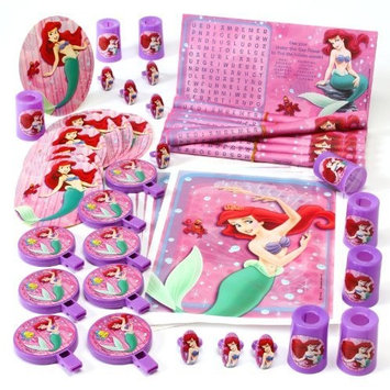 Little Mermaid Party Favor Value Pack Party Accessory