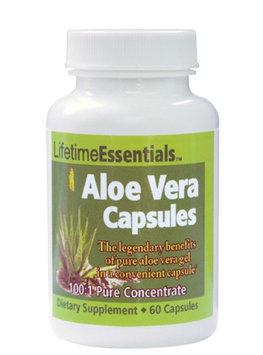 Miracle Of Aloe Aloe Vera Capsules - 60 Capsules
