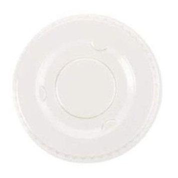 Boardwalk® Crystal-Clear Portion Cup Lids BWK YLS-5FR