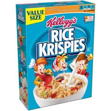 Kellogg's, Rice Krispies Breakfast Cereal, Original 24 Oz (Pack of 3)