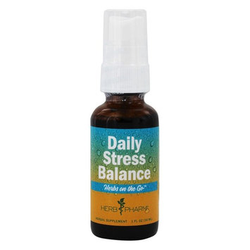 Herbs on the Go Daily Stress Balance Spray - 1 fl. oz.